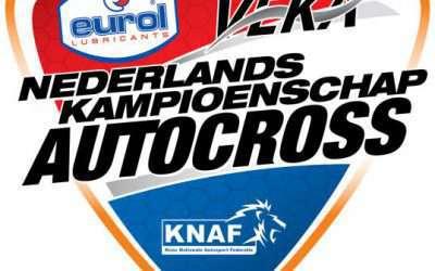 Livestream zaterdag 28 mei NK Autocross te Albergen.
