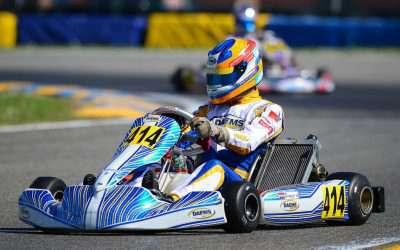 Rinus van Kalmthout tweede in finale nieuwe klasse Super X30 Euro Series op Casteletto