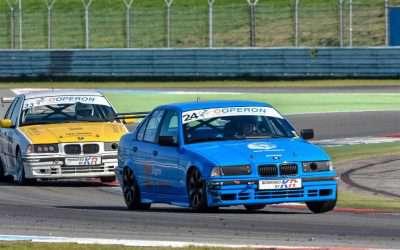 Van Leeuwen op Cup-koers in Ooperon BMW Cup ACNN