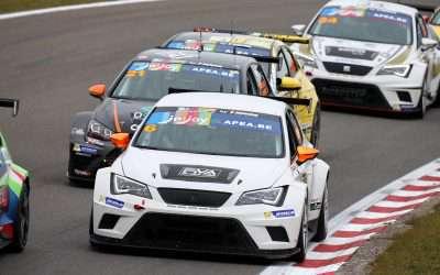 TCR Benelux – Round 4 – Luxembourg Trophy – Circuit Colmar-Berg Honda, Opel, VW, SEAT én Alfa Romeo aan de start