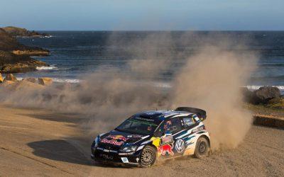 Volkswagen sluit rallytijdperk af met een-twee overwinning in Australië