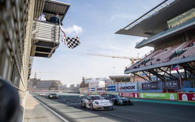 Herberth Motorsport-Porsche wint Hankook 24H DUBAI