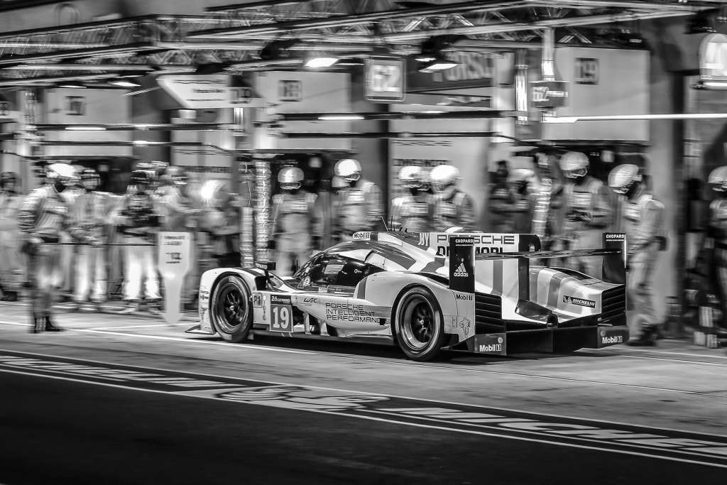 2015,  83rd 24H Le Mans (F), Night Race