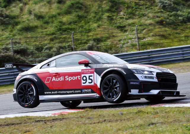 Audi TT cup #95, Prinz Bernhard van Oranje