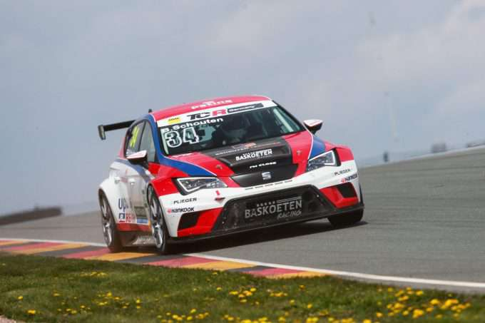 ADAC TCR - 2. Event 2016 - Sachsenring, GER - Foto: Gruppe C