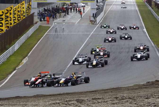 Zandvoort 21.08.2016.  Masters of Formula 3 Zandvoort ©Essayprodukties.nl