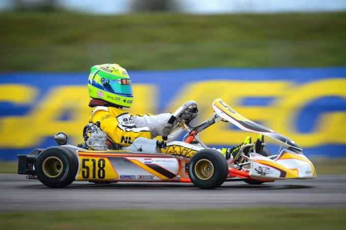 Karting, VAN WALSTIJN SENNA, Academy, NL, EXPRIT / VORTEX / VEGA, ARTS GREGOR, Academy Trophy, Kristianstad, Suede, International Race, © KSP Reportages