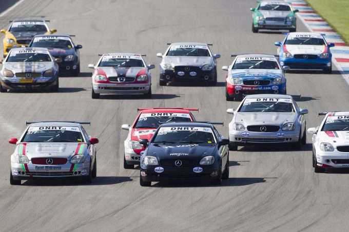Assen 08.09.2016. Mercedes SLK Cup, DNRT Circuit Assen