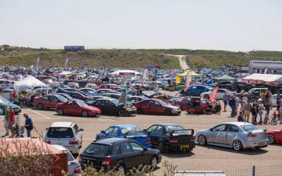 Zondag 7 mei: JapFest powered by AKR op Circuit Park Zandvoort