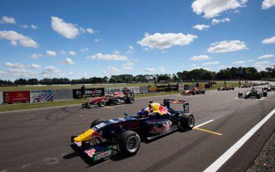 Derde plaats en rookie titel voor KTF-talent Richard Verschoor in Castrol Toyota Racing Series