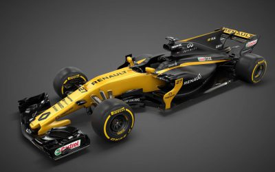 Renault Sport Formula One Team presenteert R.S.17 in Londen
