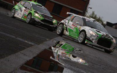 Belgian Rally Championship 2017 & Beperkt aantal banden