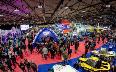 Racing Expo 2017 was weer enorm succesvol