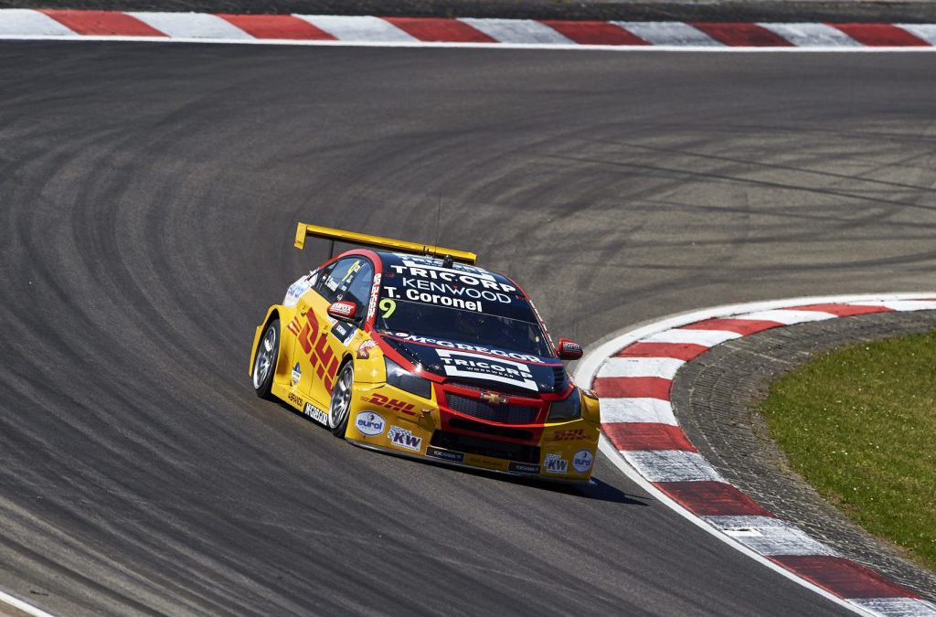 Tom Coronel geniet van iedere kilometer tijdens FIA-WTCC races op Nürburgring-Nordschleife