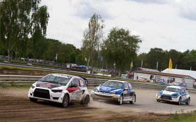 2e wedstrijd NK Rallycross / BelNed Cup op het Eurocircuit 2017