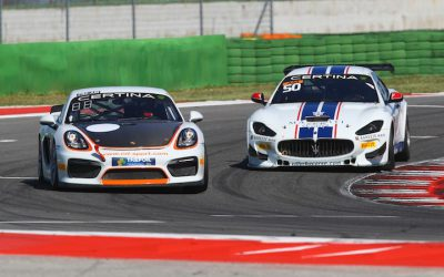 CERTINA joins GT4 European Series