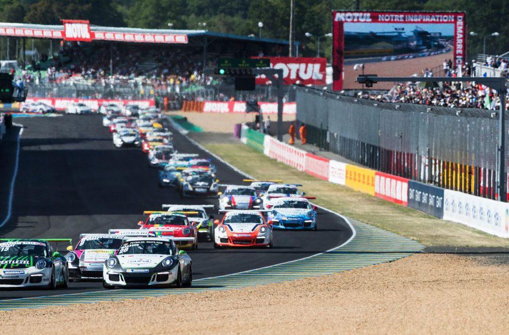 Benelux rijders tonen hun passie en snelheid tijdens mythisch raceweekend