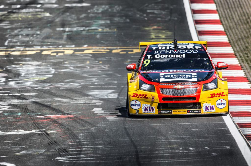 TOMCAM GETS STARRING ROLE ON RTL GP WTCC COVERAGE