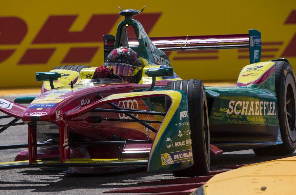 Audi wordt eerste Duitse autofabrikant in de Formule E