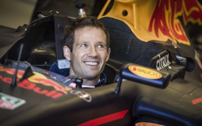 WRC champion takes RB7 for Red Bull Ring spin to live out F1 dream. (video)
