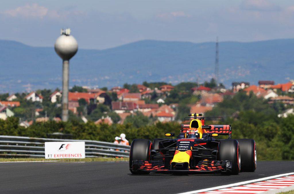 """Max Verstappen vijfde in Grand Prix van Hongarije """"De snelheid was goed"""""""