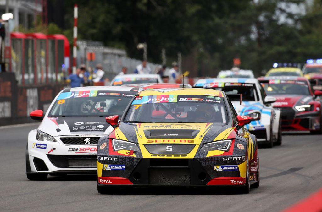 TCR Benelux Trophy – Zolder Superprix – 15-16 juli 2017
