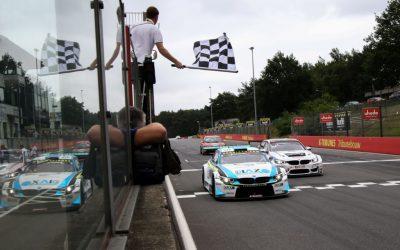 Weer een zege voor Ward Sluys in de Benelux Supercar Challenge