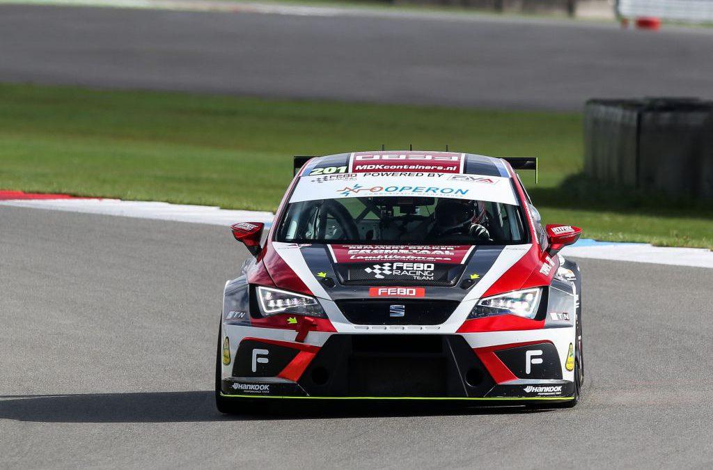 Stan van Oord tweede in Supercar Challenge tijdens Gamma Racing Days op Assen
