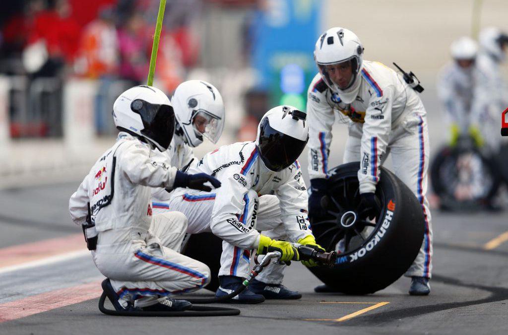 Mike Rockenfeller declared winner after Sunday's DTM race in Zandvoort