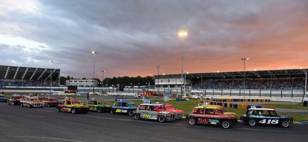 Duizenden pk's laten Raceway Venray op haar grondvesten schudden