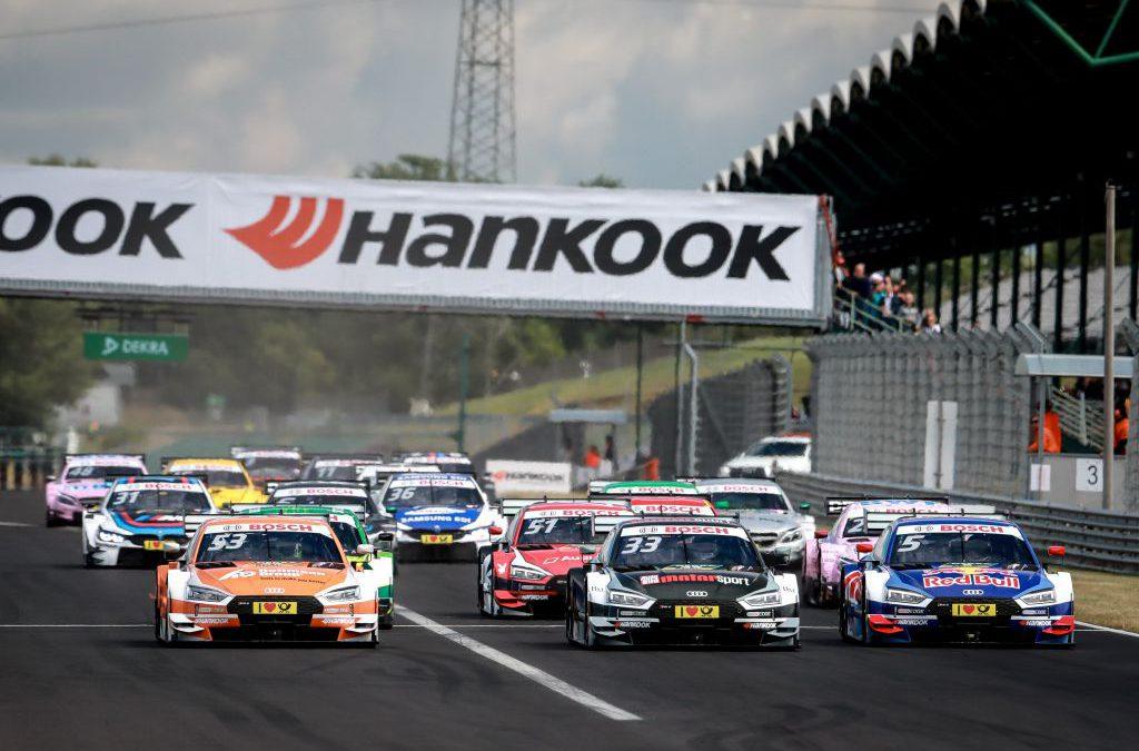 Verstappen, Van der Garde en De Vries aanwezig bij DTM-weekeinde op Circuit Zandvoort (18-20 augustus)