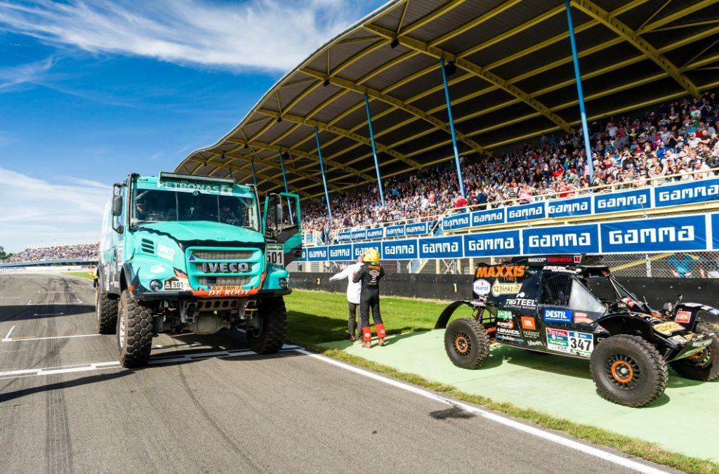 'DAKAR in Drenthe', 5 & 6 augustus – TT Circuit Assen