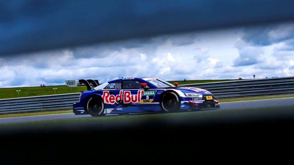 Audi zorgt voor spektakel tijdens DTM-weekend Zandvoort (video)