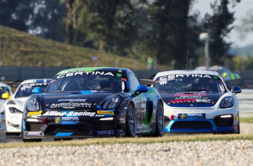 GT4 European Series Northern Cup set for thrilling season finale in Germany