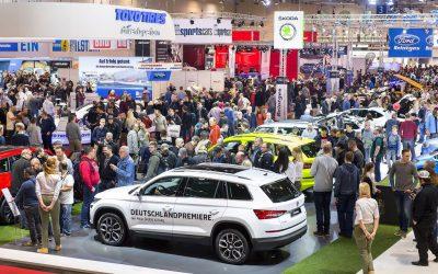 Europas führende Messe für sportliche Fahrzeuge
