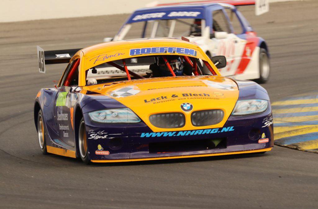 Een bomvol raceprogramma 24 september op Raceway Venray