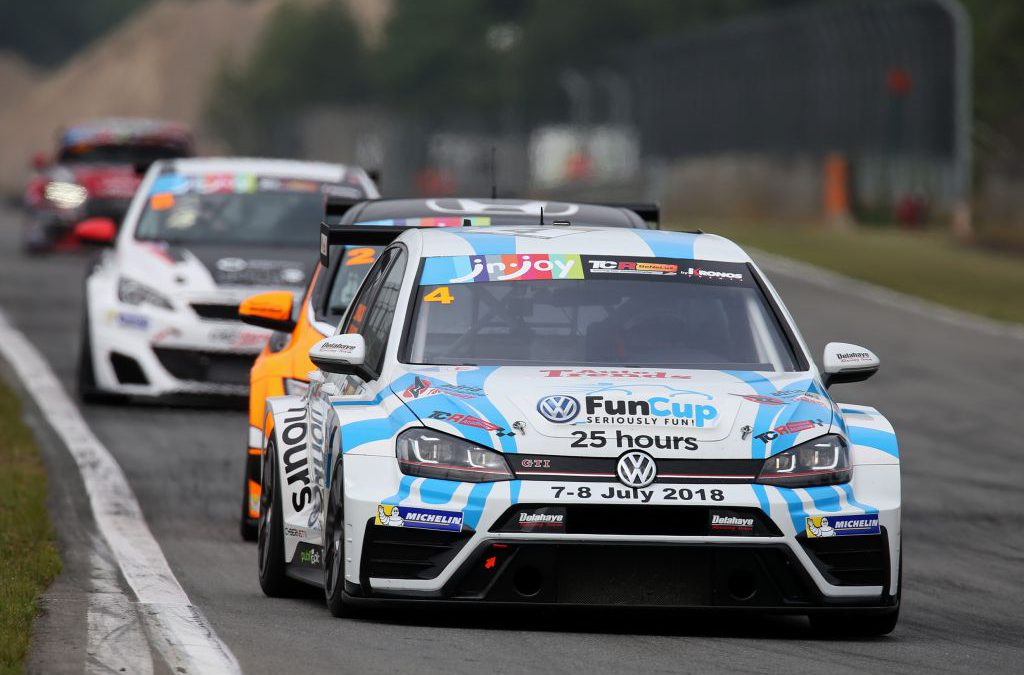 TCR Benelux – Kronos 10 Hours of Mettet