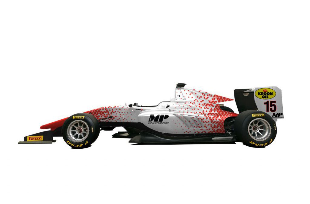MP Motorsport stapt vanaf 2018 in GP3 Series