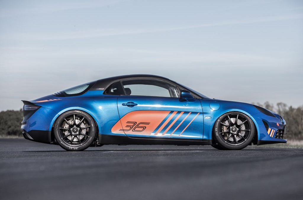 Alpine A110 Cup: pure raceauto voor Europa's mooiste circuits