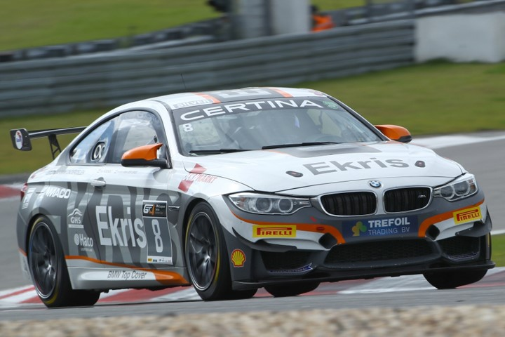 EKRIS MOTORSPORT WINS 2017 GT4 EUROPEAN SERIES TITLES
