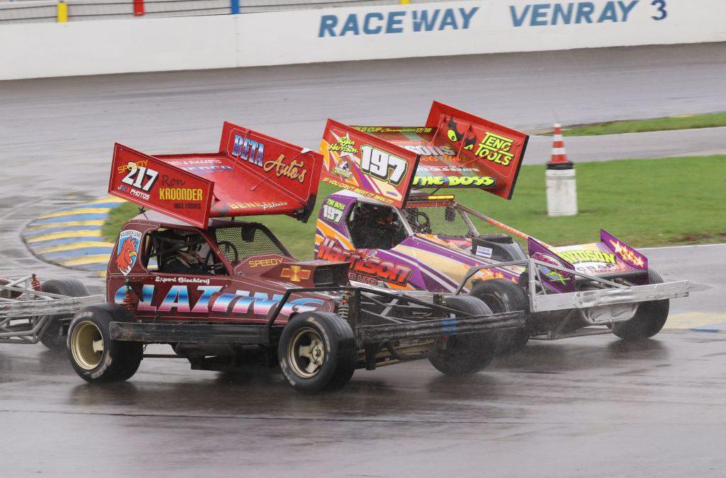 De baankampioenen van Raceway Venray zijn bekend