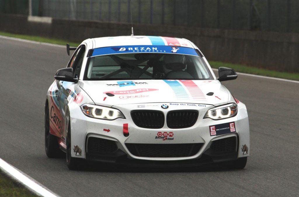 QSR Racing op titelkoers en mét Tom Boonen naar TCES Finale.