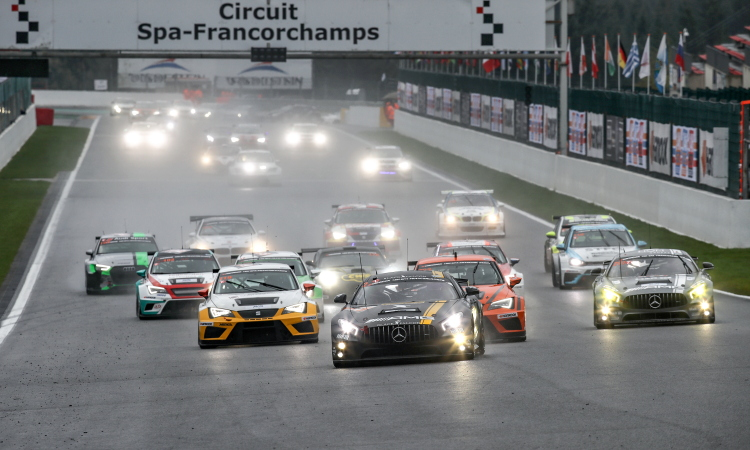 LMS Racing Powered by Bas Koeten-SEAT wint Hankook 12H SPA-FRANCORCHAMPS, Synchro Motorsport-Honda wint rijders- en teamtitel