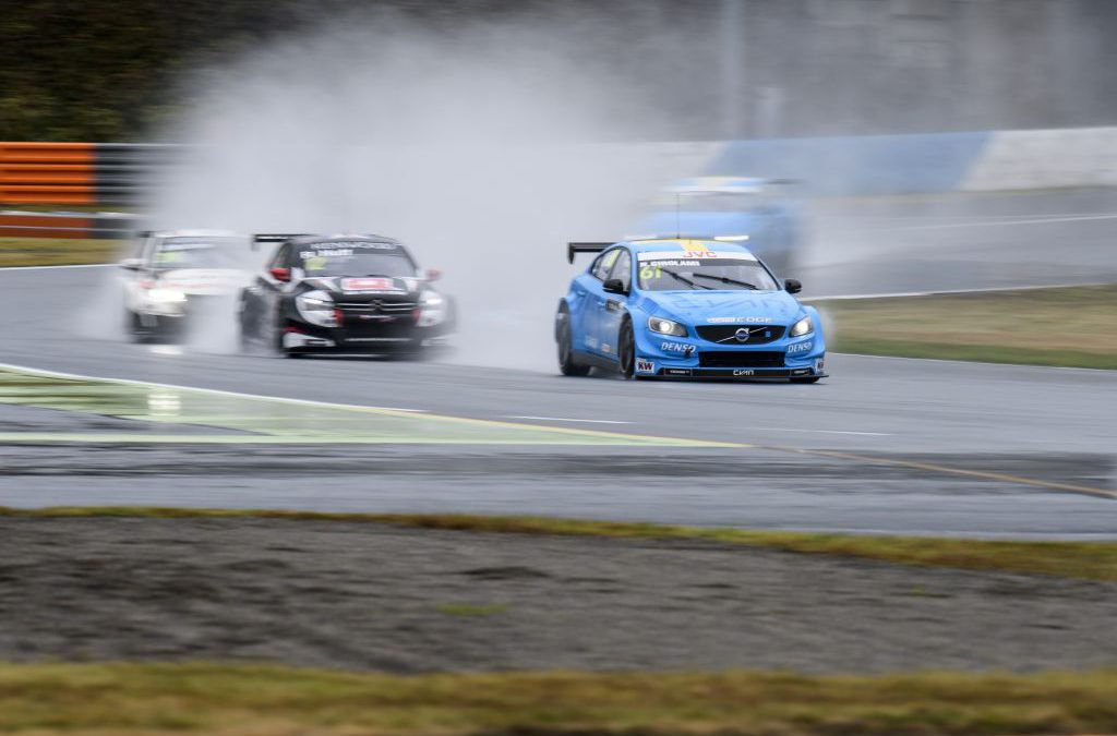 Double podium in Japan brings Polestar Cyan Racing double World Championship lead