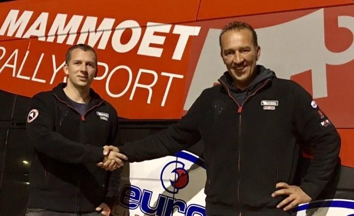 Martin van den Brink vindt nieuwe backup voor Dakar Rally (video)