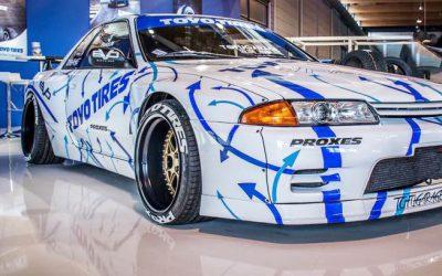 Toyo Tires op de Essen Motorshow