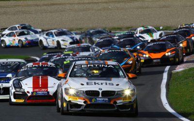 SRO confirms 2018 GT4 European Series calendar