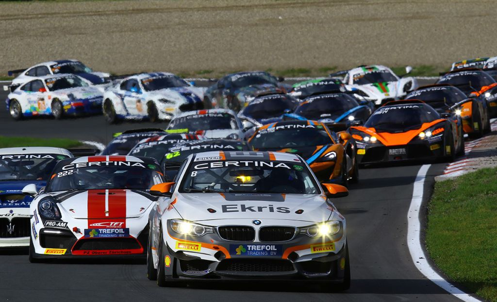 SRO confirms 2018 GT4 European Series calendar