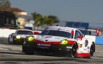 Motorsport 2018: Porsche doet met vier auto's mee aan Le Mans