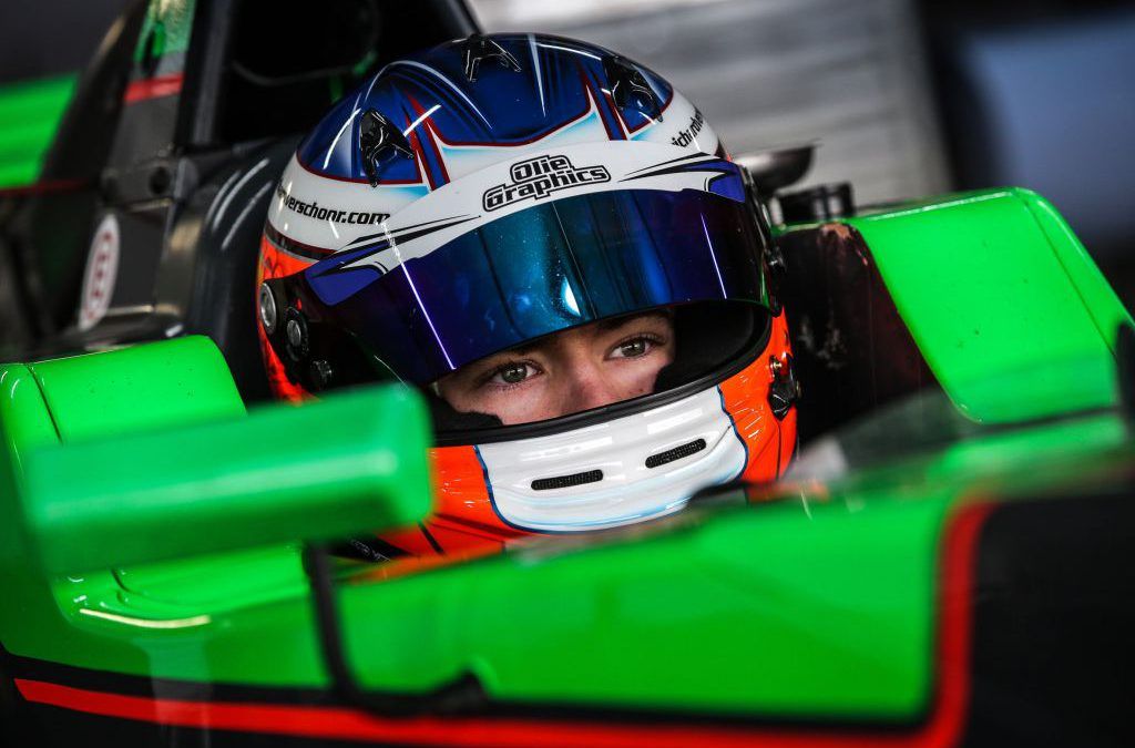 KTF-talent Richard Verschoor tekent bij topteam Josef Kaufmann Racing
